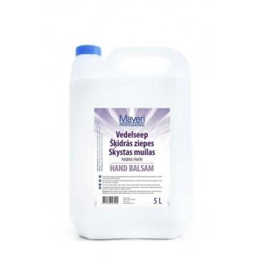 Mayeri soap with balsam 5L