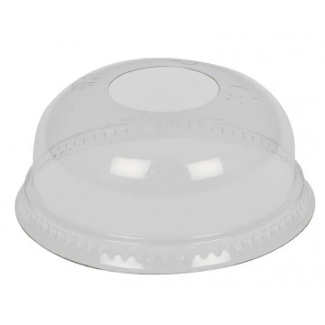Domed lid for cups, 50pcs
