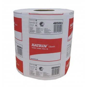 Rankšluostis ritiniais Katrin Classic M