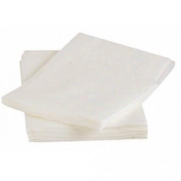 Baltos Stalo servetėlės 24 x 24, 250 vnt.