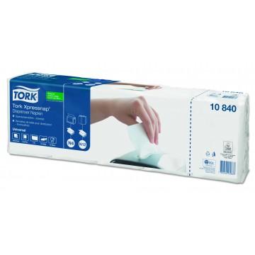 Tork Xpressnap® White Dispenser Napkin