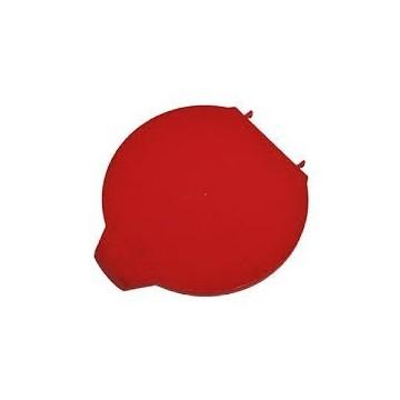 Hillbrush Kibiro dangtis raudonas