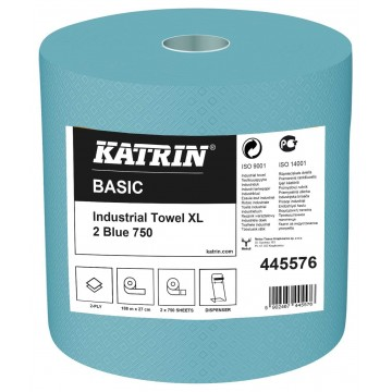Katrin Basic Industrial XL2 Blue