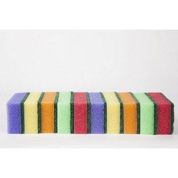Dish sponges MAXI 10 pcs