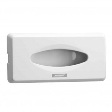 Katrin Facial Tissue Dispenser - White