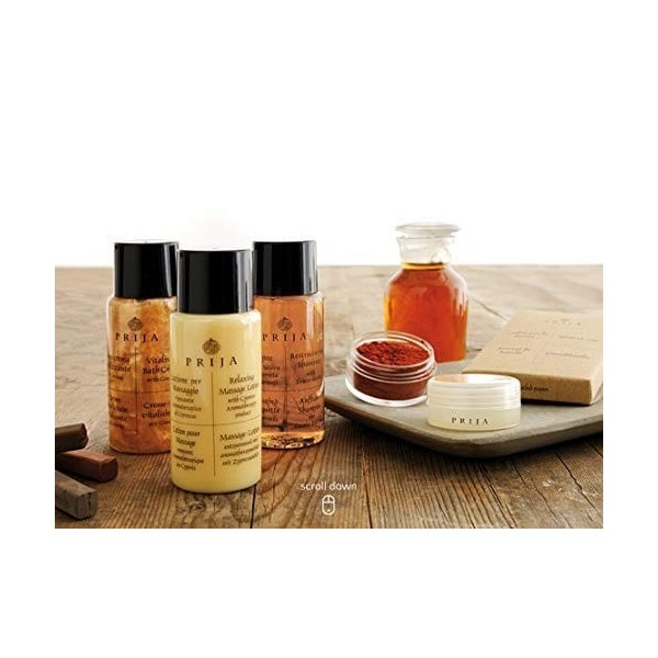 PRIJA Kondicionuojantis šampūnas su rukola 40 ml