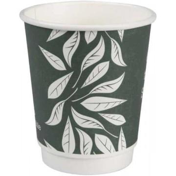 Ekologiški Green Leaves, dvisieniai, 25vnt