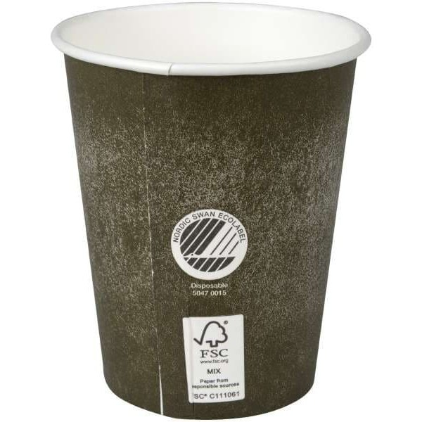 The Swan Hot Cup 240ml, single-wall, 50vnt