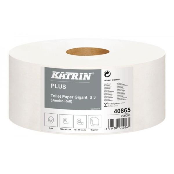 Katrin Plus Gigant Toilet S3 120