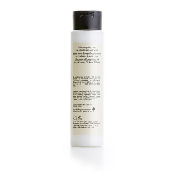 Prija apsauginis plaukų kondicionierius su žaliųjų riešutų ekstraktu 100ml