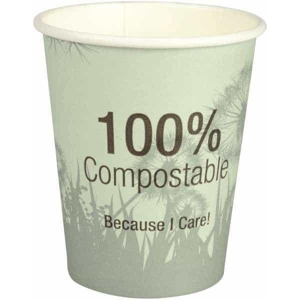Vienkartiniai puodeliai 480ml 50vnt.