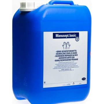 Manusept Basic Rankų dezinfekavimo priemonė, 5L