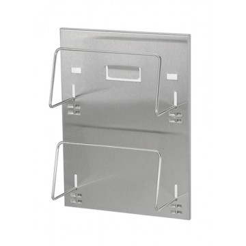 Bracket system for glove boxes 2B