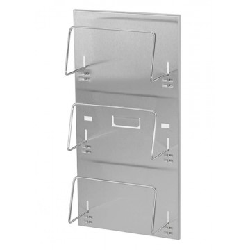 Bracket system for glove boxes 3B