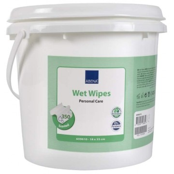 Wet Wipes Personal Care 350pcs bucket