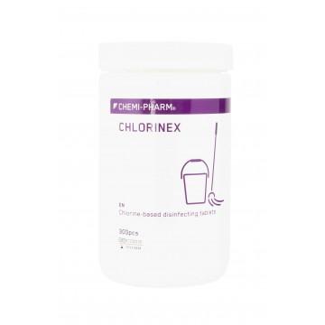 Chlorinex-60 dezinfekcinės chloro 300 tabl. paviršiams