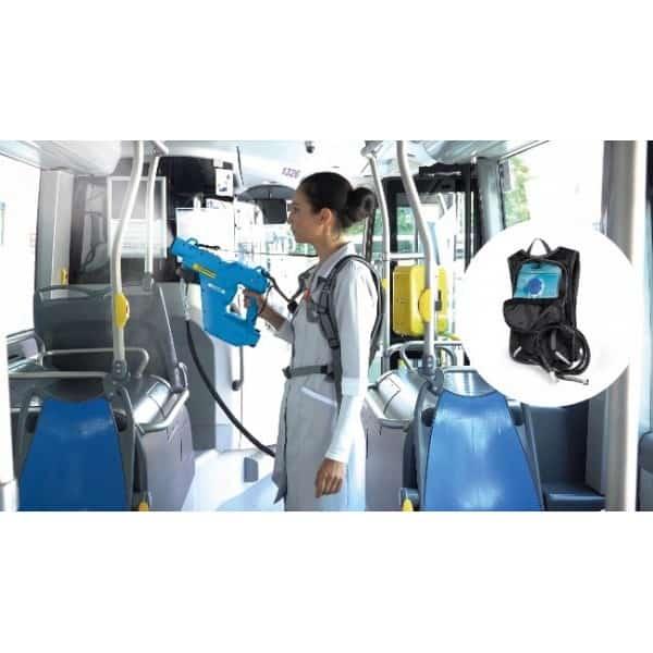 Fimap E-spray - elektostatinis rūko generatorius