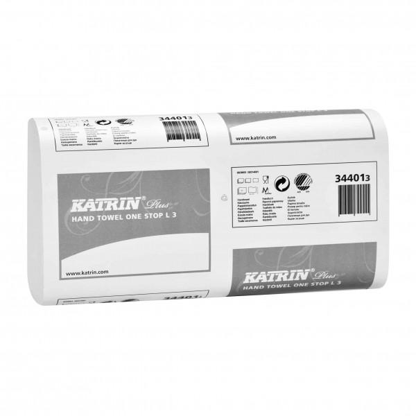 Katrin Plus One Stop L3 servetėlės