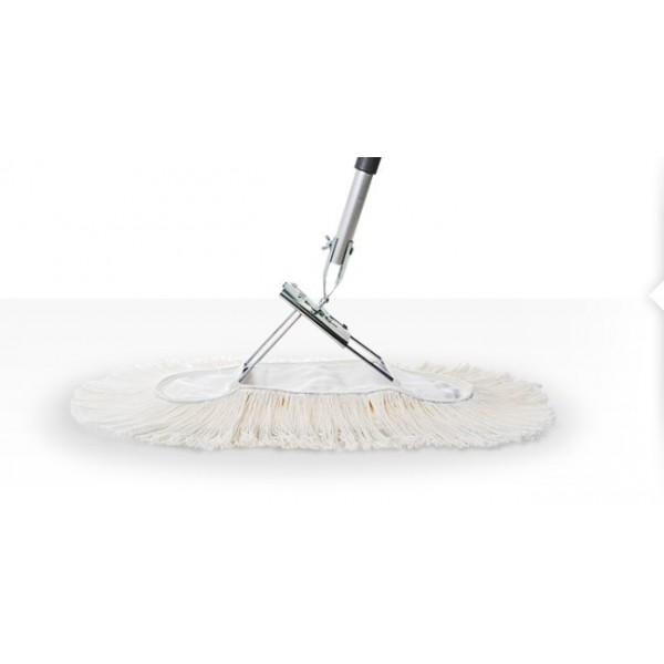 Mop Grindų šluostai Damp Basic 110cm