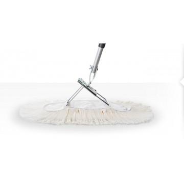 Mop Grindų šluosto laikiklis Damp holder 40cm