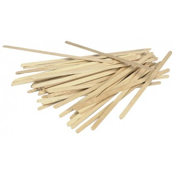 Stirrer Birchwood, 14cm, 1000pcs