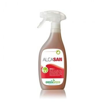 Sanitarinis valiklis ALCASAN 500ml