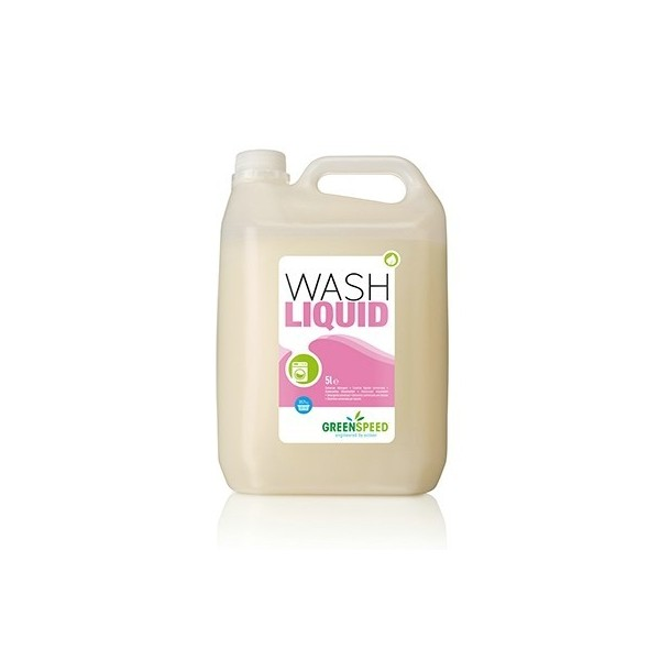 Greenspeed Skalbiklis WASH LIQUID 5L