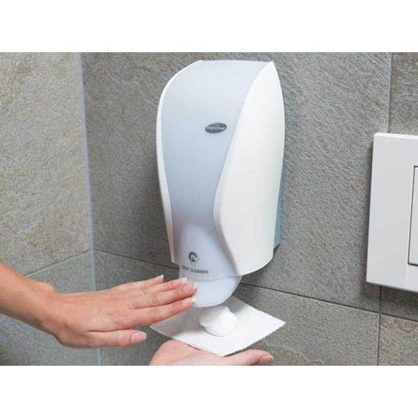 wcDISINFECT tualeto dangčio dezinfekcija