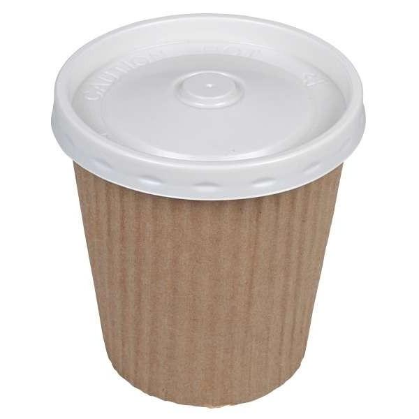 Ripple wrap uni-cup, 490 ml