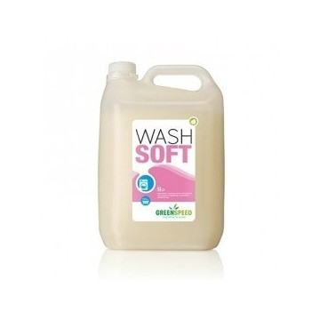 Greenspeed Minkštiklis WASH SOFT 5L