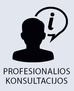 Profesionalios konsultacijos